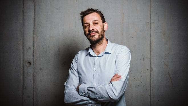 Croata Silvio Kutic, CEO da plataforma InfoBip.