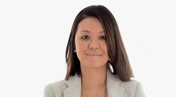 Mariana Hatsumura, diretora de trabalho moderno da Microsoft.