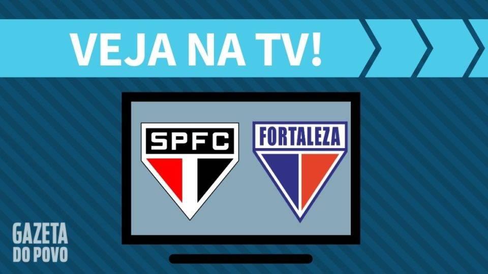 Sao Paulo X Fortaleza Ao Vivo Saiba Como Assistir Ao Jogo Na Tv
