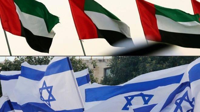 Israel Emirados árabes unidos