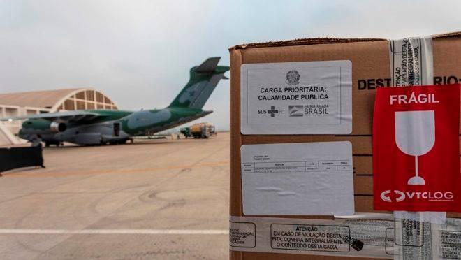 Missão brasileira de ajuda humanitária chega ao Líbano