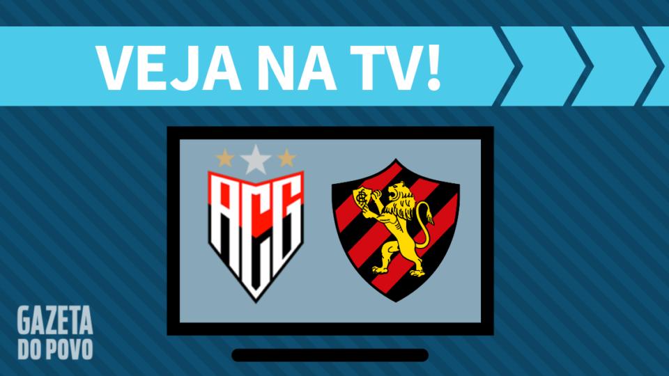Atlético-GO x Sport AO VIVO: saiba como assistir ao jogo na TV