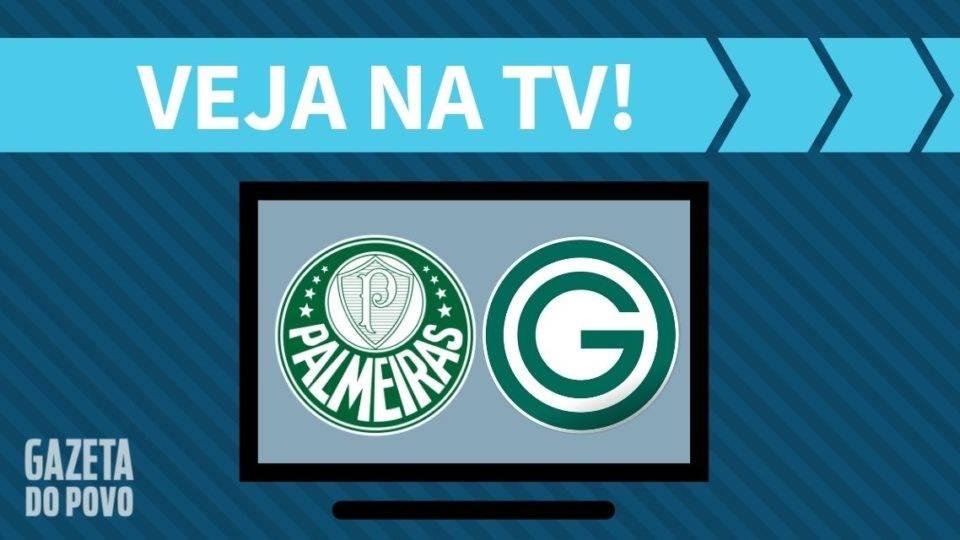 Palmeiras x Goiás AO VIVO: saiba como assistir ao jogo na TV