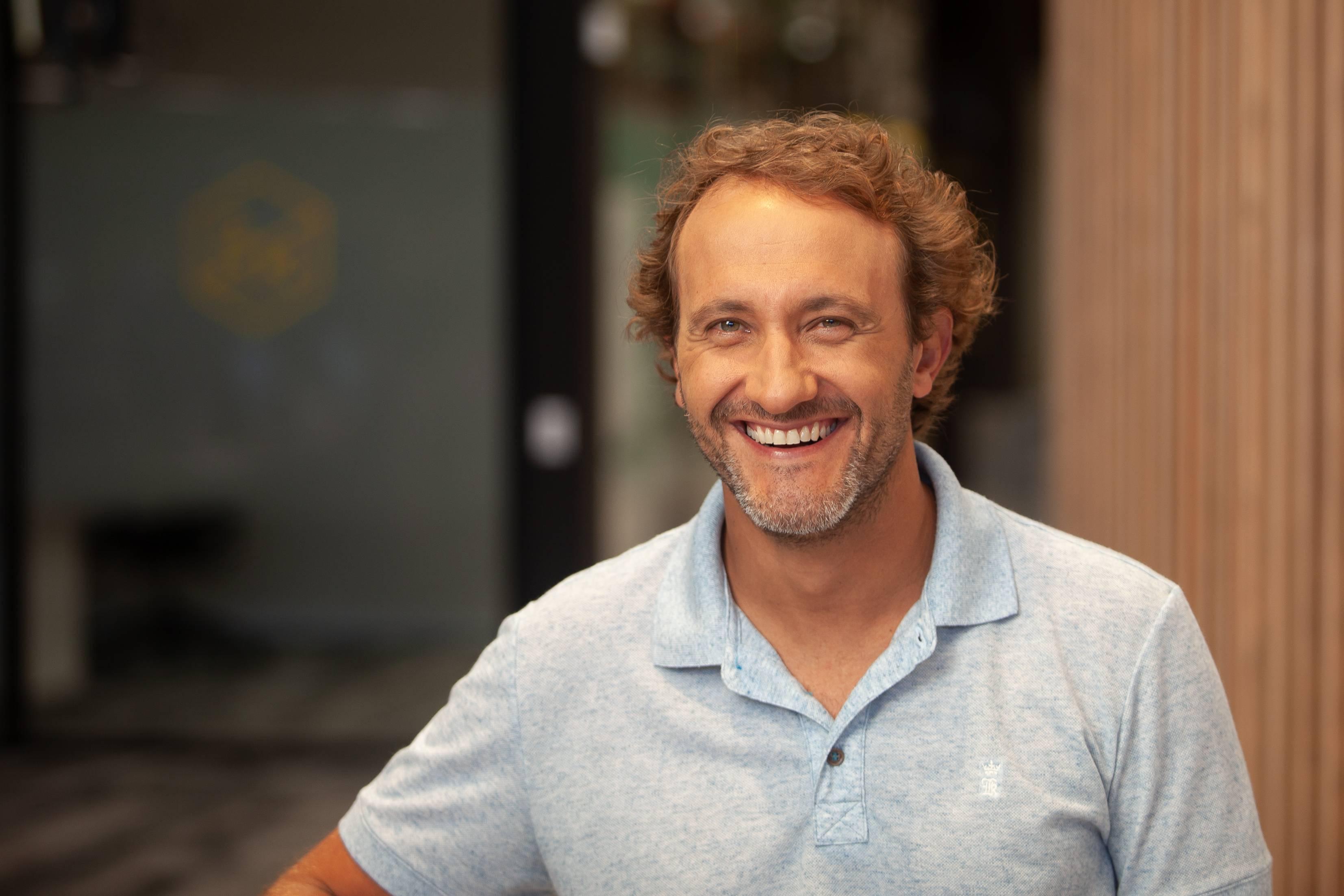 Luiz Vergueiro, diretor de operações do Mercado Envios no Brasil.
