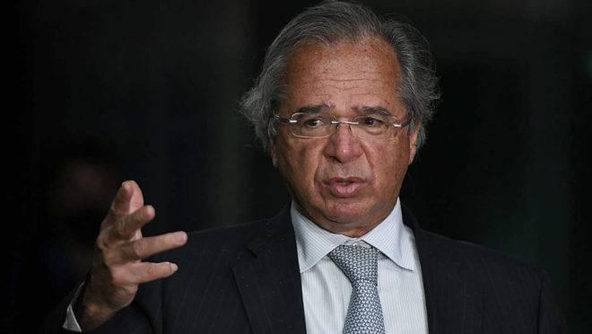Ministro Paulo Guedes orçamento