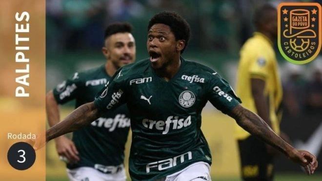 Veja os palpites para os jogos da 3ª rodada do Brasileirão 2020