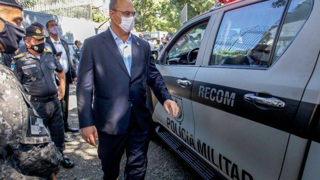 STF formou maioria para limitar política de segurança do governador Wilson Witzel (PSC) no Rio de Janeiro.