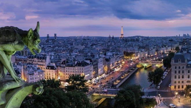 O lockdown em Paris, com a inefiência do governo  e o sentimentalismo e denuncismo do povo, lembrou a ocupação da França pelas forças alemãs.