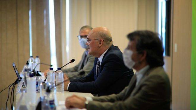 O ministro da Educação, Milton Ribeiro.