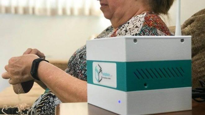 Pulseira desenvolvida pela startup Helpbox gerencia e fornece dados essenciais de idosos 24 horas por dia.