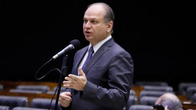 O novo líder do governo na Câmara, Ricardo Barros (PP-PR)