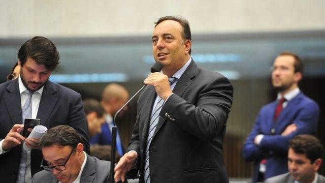 Deputado estadual Fernando Francischini (PSL), pré-candidato à prefeitura de Curitiba