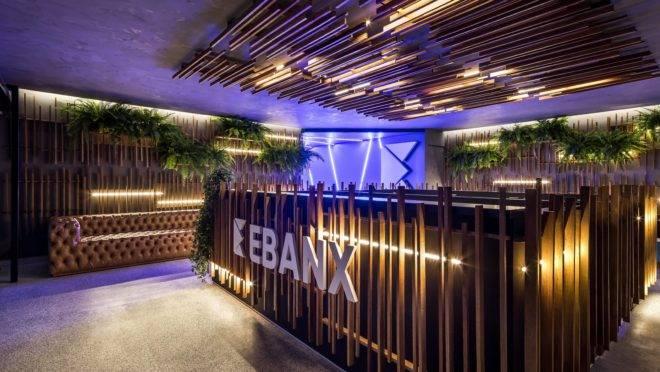 Escritório Ebanx em Curitiba