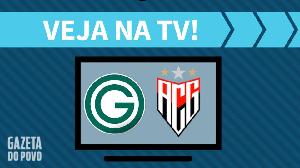 Goiás x Atlético-GO AO VIVO: saiba como assistir ao jogo na TV