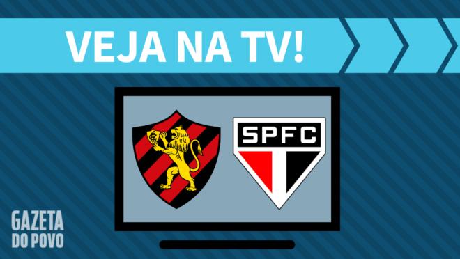 Sport x São Paulo AO VIVO: saiba como assistir na TV