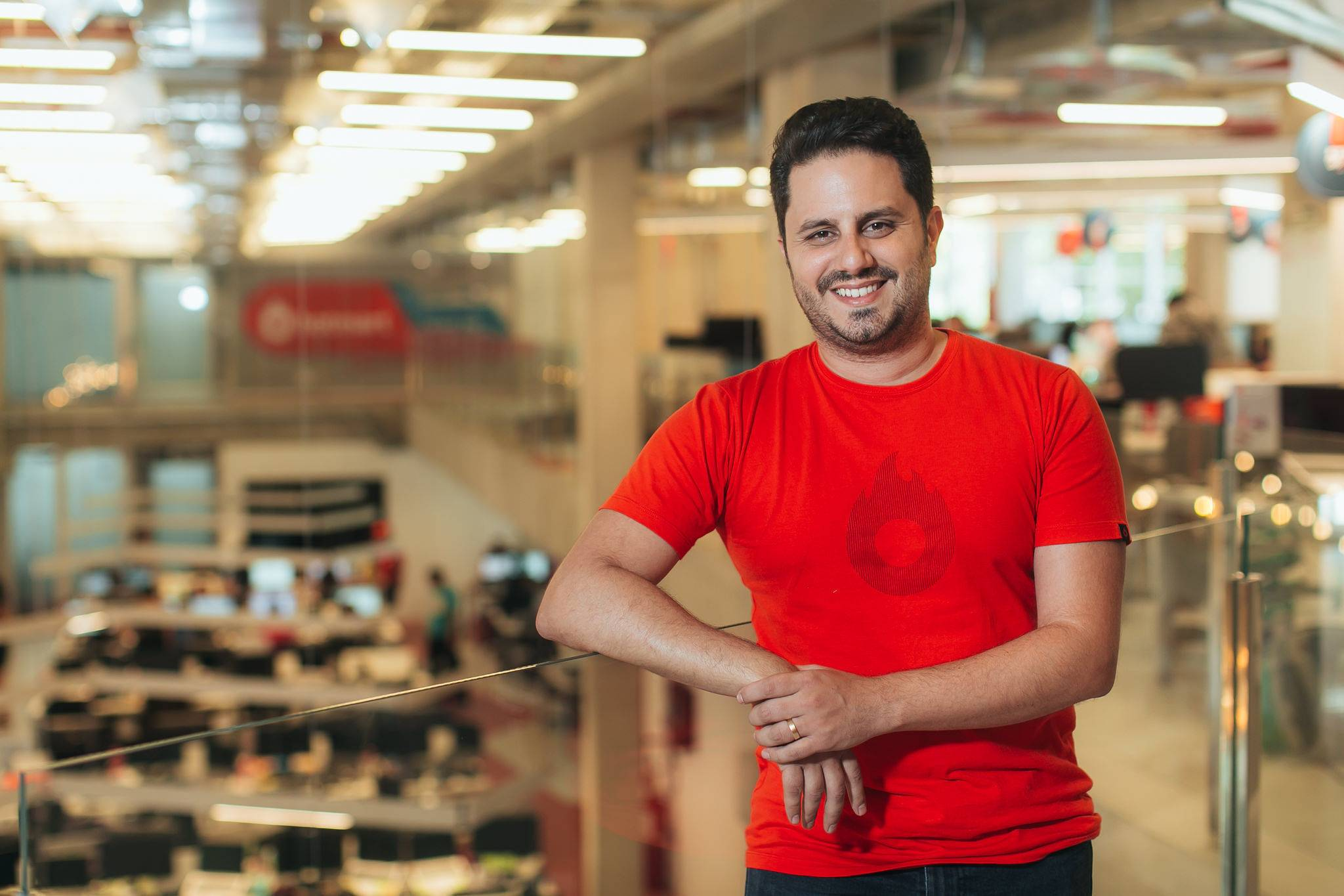 João Pedro Resende, CEO da Hotmart, considerada uma startup camelo.