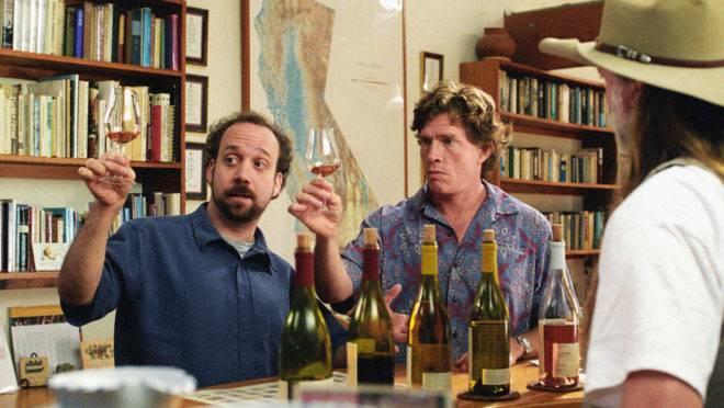 Filme Sideways – Entre umas e Outras tem o vinho em papel de destaque.