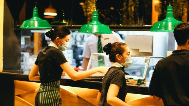Restaurante eficiente