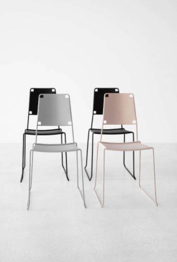 Cadeira Obi. Foto: Ruy Teixeira