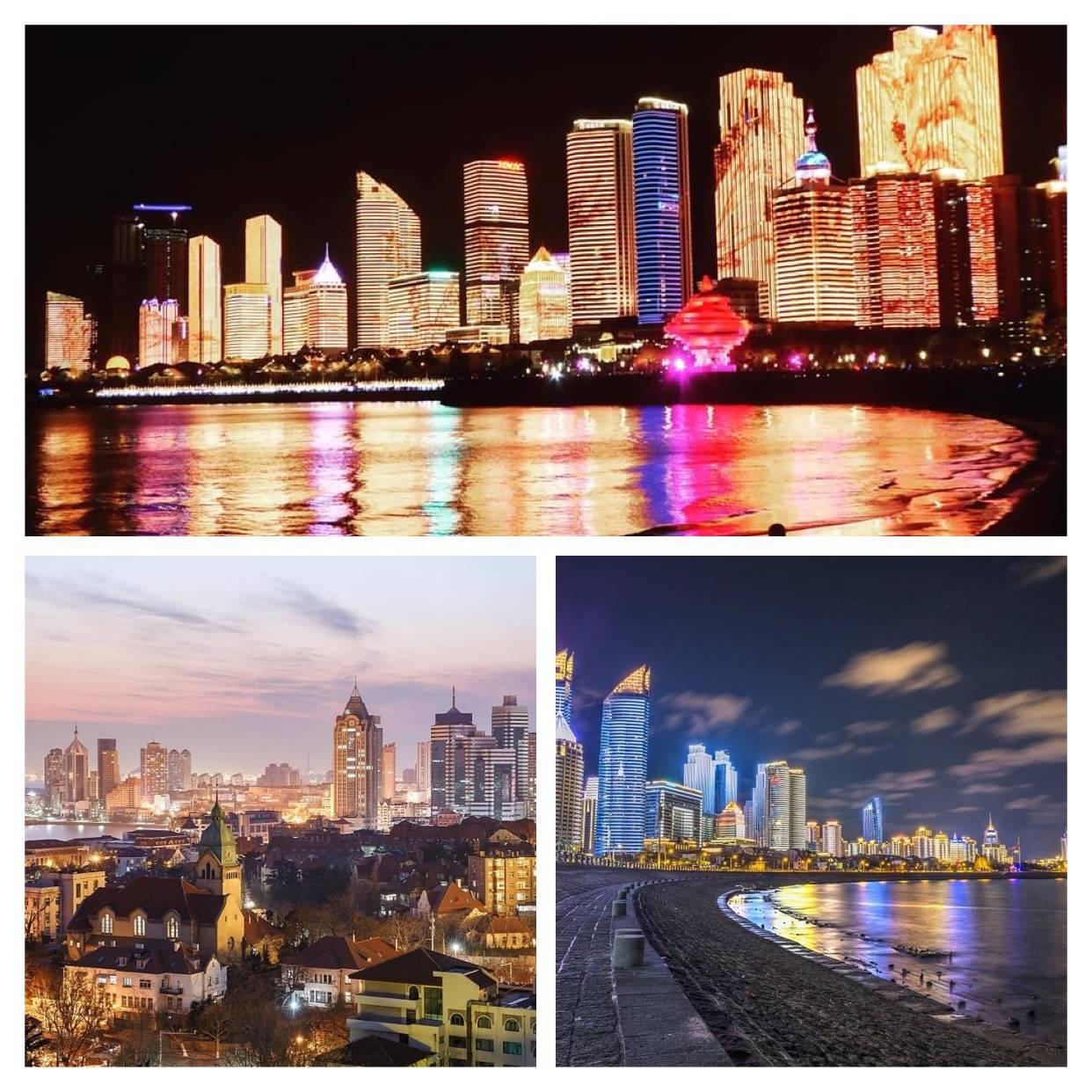 Qingdao, cidade litorânea que abraça de forma acolhedora seus moradores e turísticas.