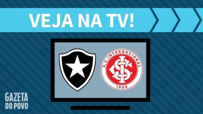 Botafogo x Internacional
