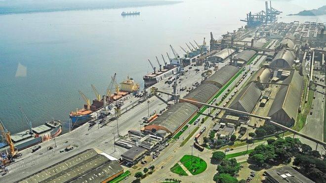 Em 2019 o Porto de Paranaguá movimentou mais de 53 milhões de toneladas, sendo 80% deste volume de produtos do agronegócio