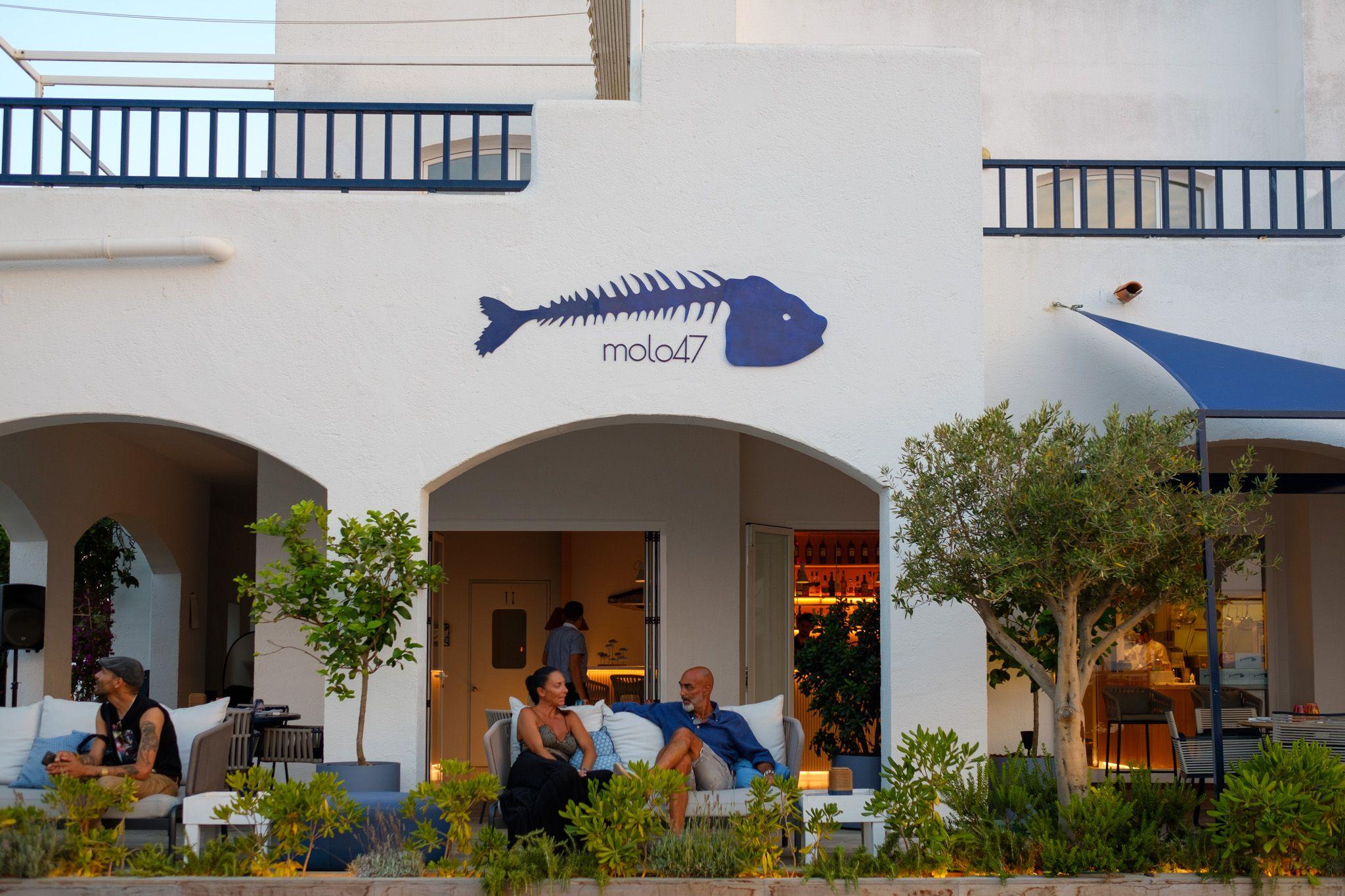 Restaurante na Espanha Antonio