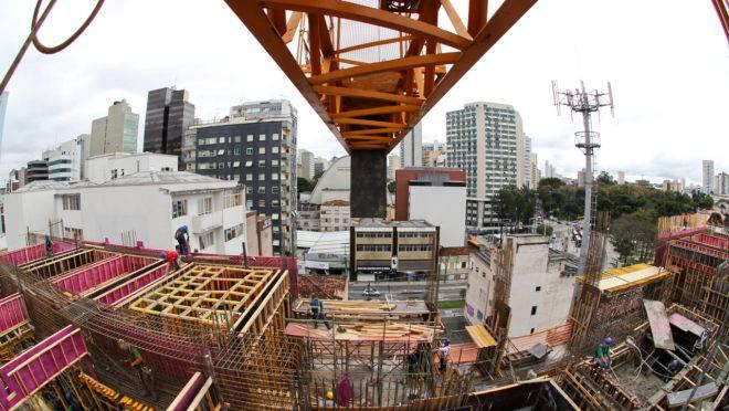 Construção Civil, um dos setores que alavanca a retomada da economia