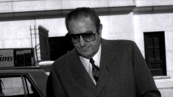 O mafioso Paul Castellano