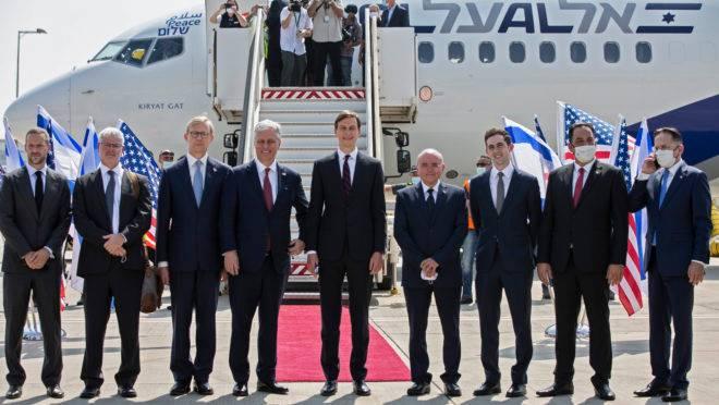emirados árabes unidos israel