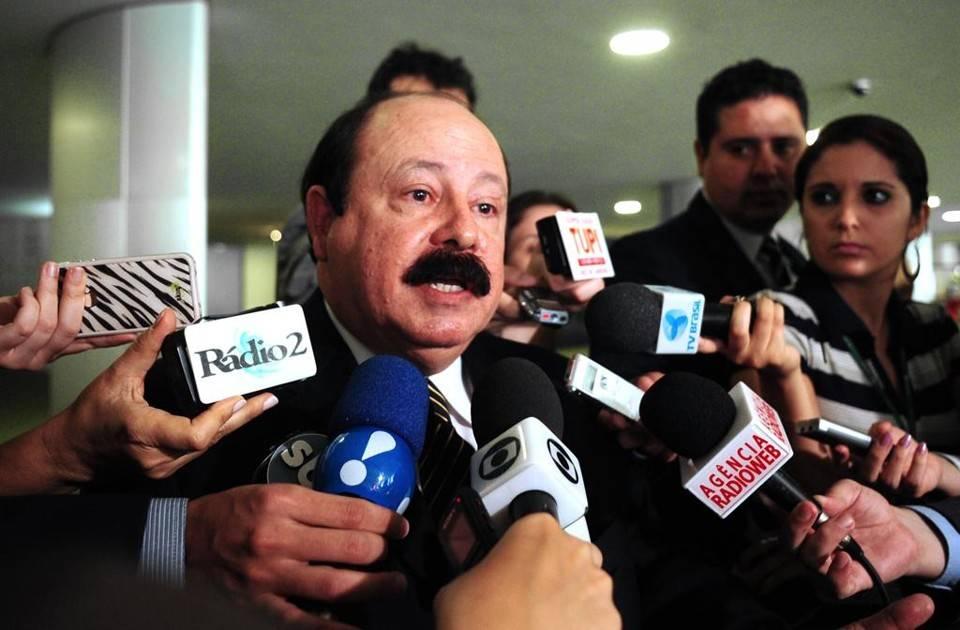 PRTB confirmou Levy Fidelix como candidato à prefeitura de São Paulo.