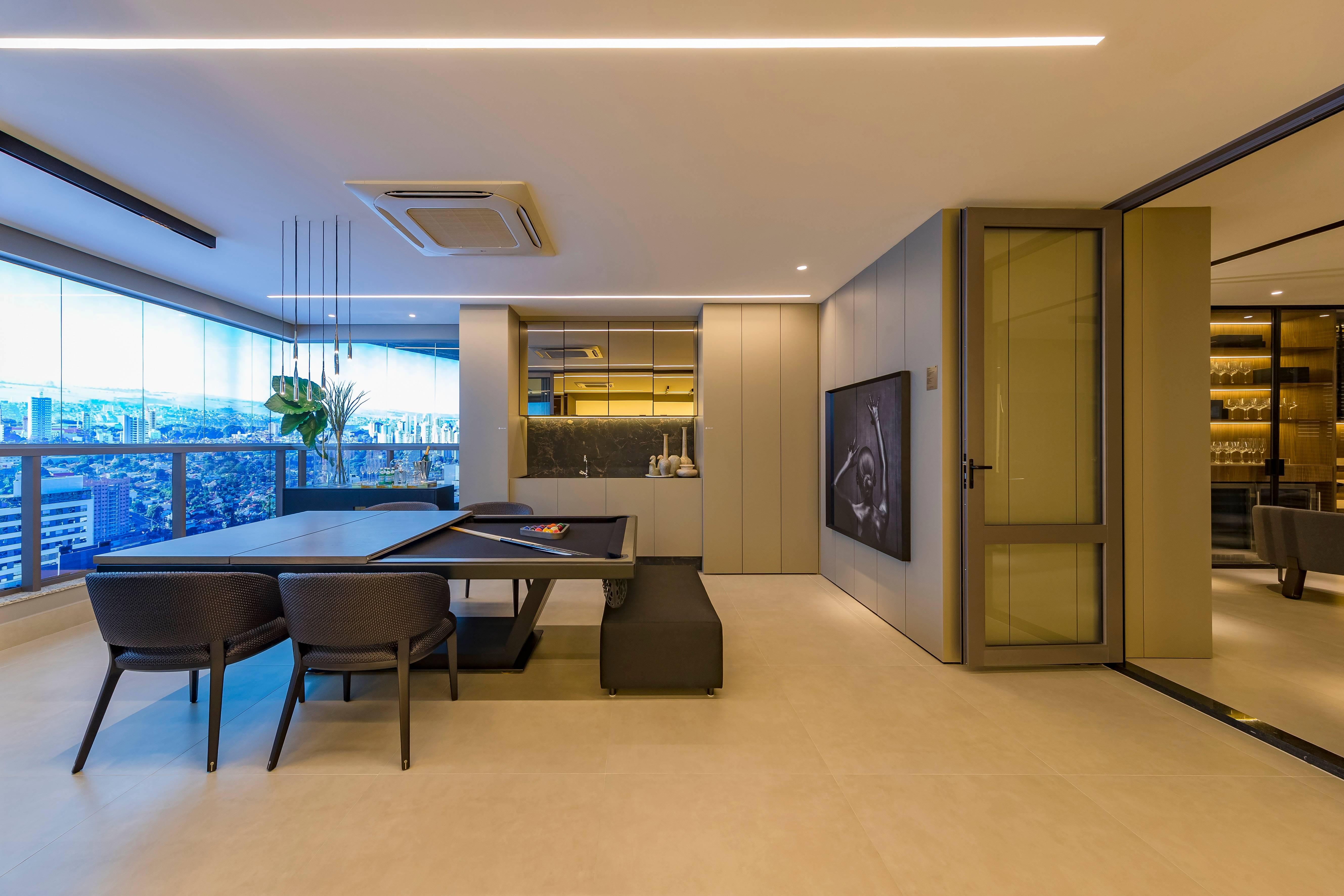 Apartamento decorado do Epic. Foto: Ronaldo Ronan Rufino/Divulgação