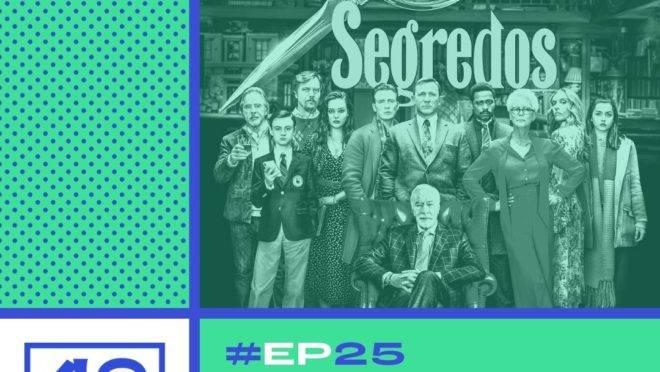 """Quarentena Cult #25: """"Entre Facas e Segredos"""" é diversão com pitadas de Agatha Christie"""