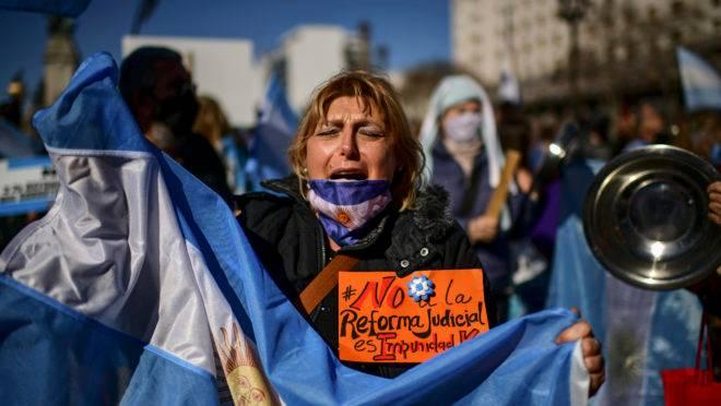argentina reforma judicial