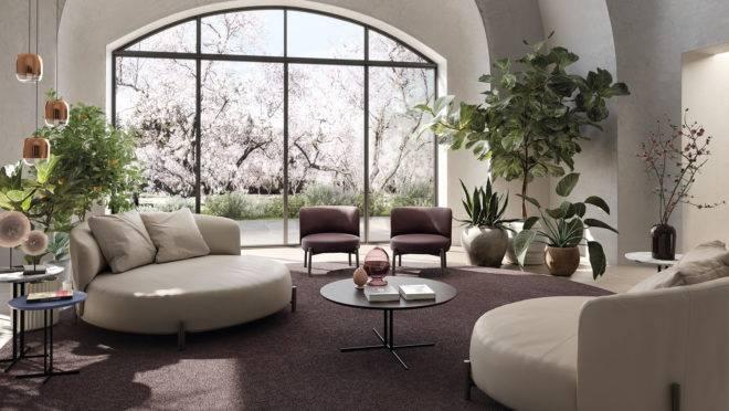 Natuzzi Italia apresenta coleção 2020 de mobiliário de luxo