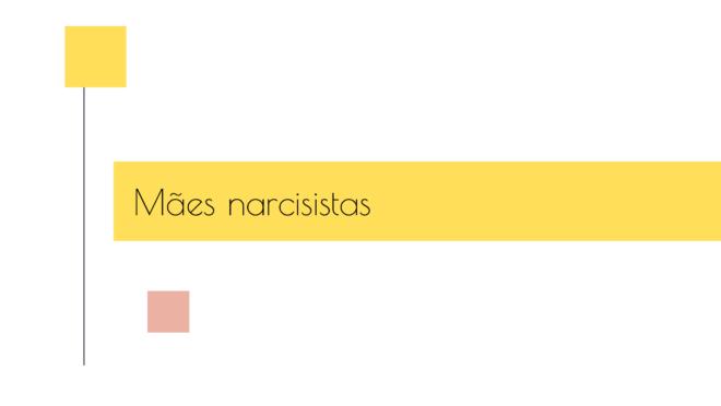 Mães com transtorno narcisista geram grandes consequências na vida dos filhos
