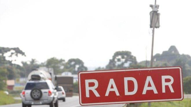 São Paulo irá divulgar localização de radares nas rodovias estaduais