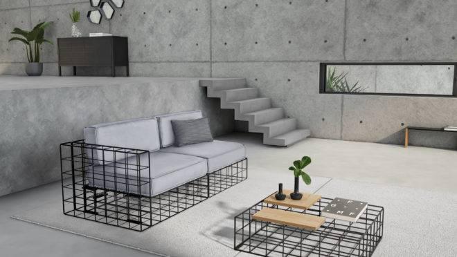 Renomado escritório paulistano de arquitetura assina coleção exclusiva de mobiliário. Imagem: divulgação