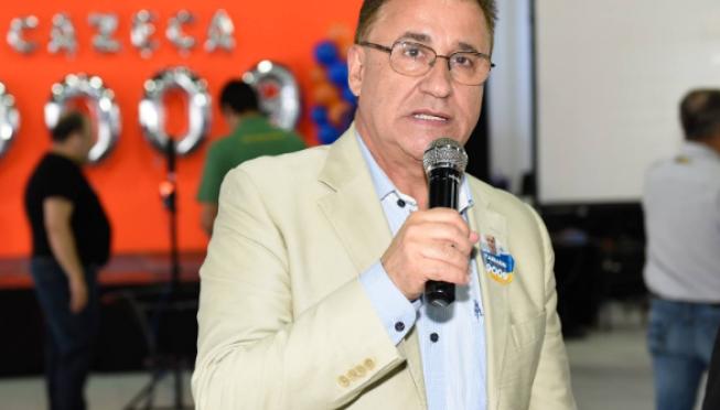 Fabiano Cazeca candidato do Pros a prefeito de Belo Horizonte