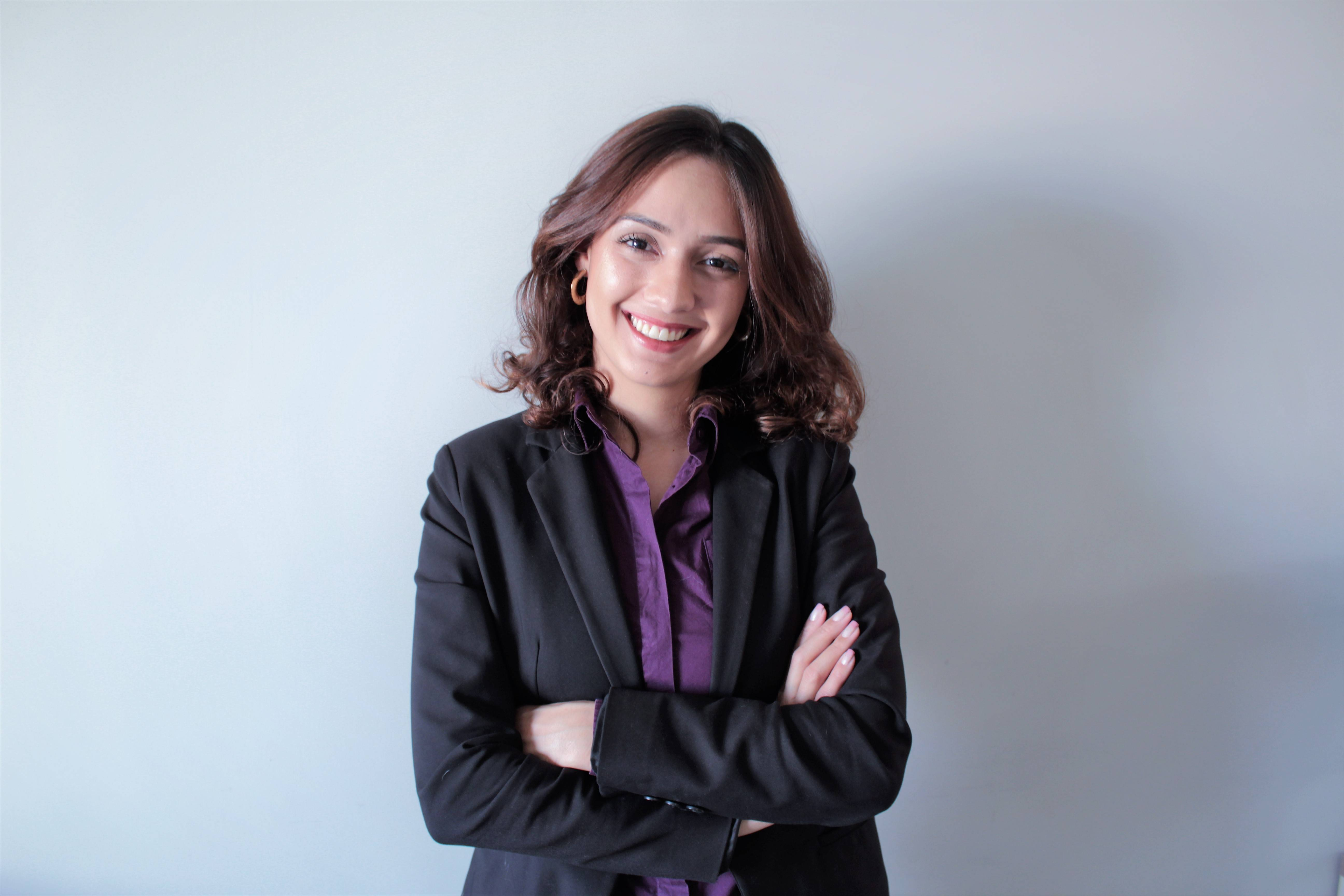 Letícia Gonçalves, coordenadora  de negócios do Instituto Senai de Tecnologia em Construção Civil. Foto: Divulgação.