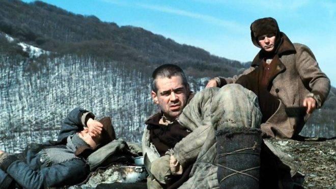 """Embora possua teor político, o filme """"Caminho da Liberdade"""" tem a sobrevivência como tema central."""