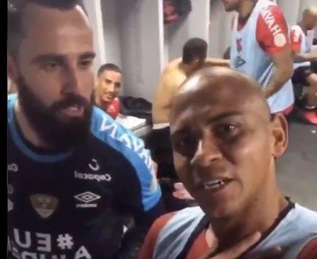 Walter provoca Coritiba após vitória no clássico