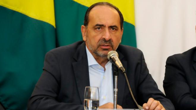 Alexandre Kalil (PSD), candidato à reeleição para a prefeitura de BH