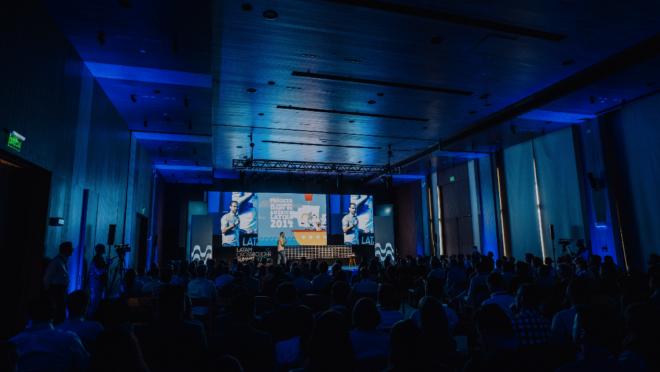 Ebanx Summit 2019: Wagner Ruiz, cofundador e CFO do Ebanx, falando sobre o início da internacionalização do Ebanx na América Latina.