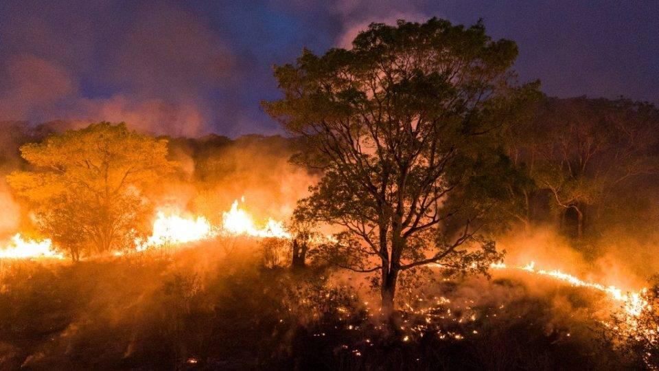 Guedes promete liberar recursos após Meio Ambiente paralisar combate às queimadas