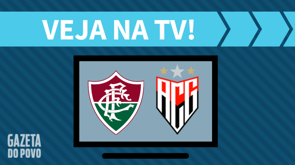 Fluminense x Atlético-GO AO VIVO: saiba como assistir ao jogo na TV