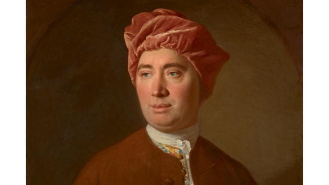 Retrato de David Hume, por Allan Ramsay (1713-1784).