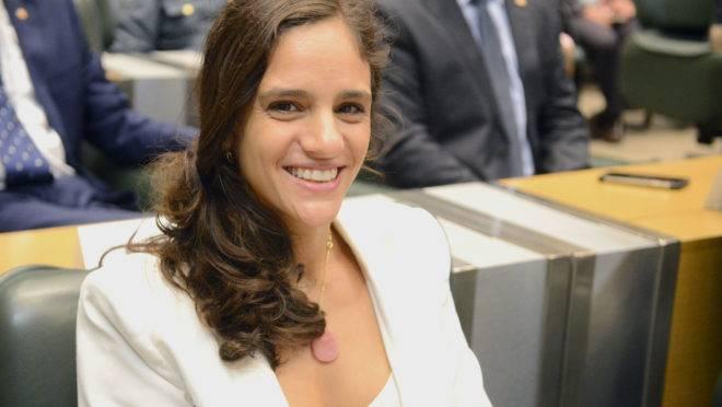 Marina Helou candidata a prefeitura de SP