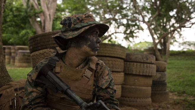 exercício militar eua colômbia