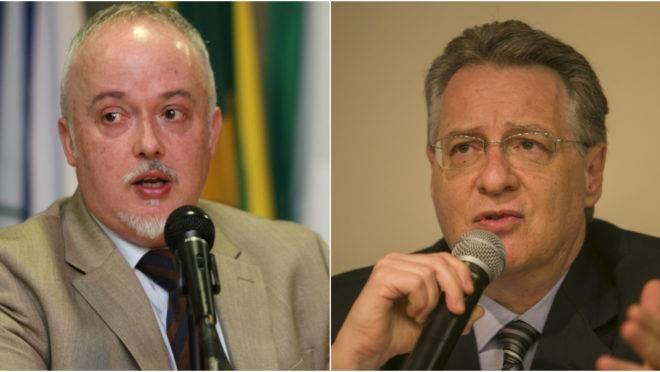 O procurador Carlos Fernando Lima e o auditor da Receita Roberto Leonel querem compartilhar a experiência adquirida na Lava Jato.